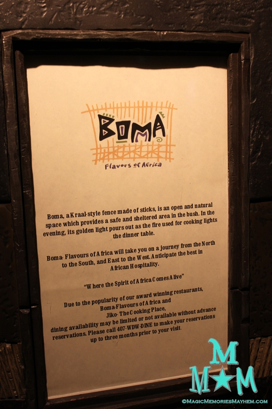 Boma - Flavors of Africa