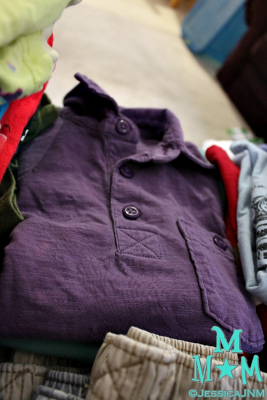 Kids' Consignment Sale Clothing Prep