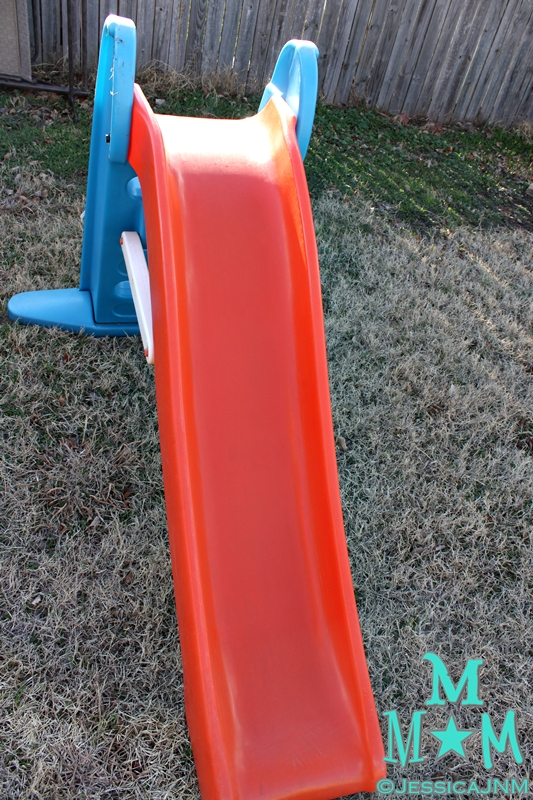 Consign Outdoor Play Items