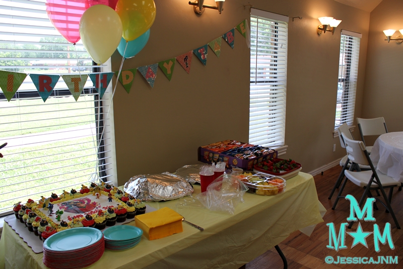 Wreck-It Ralph Party020