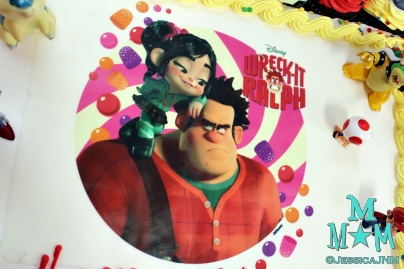 Wreck-It Ralph Party022