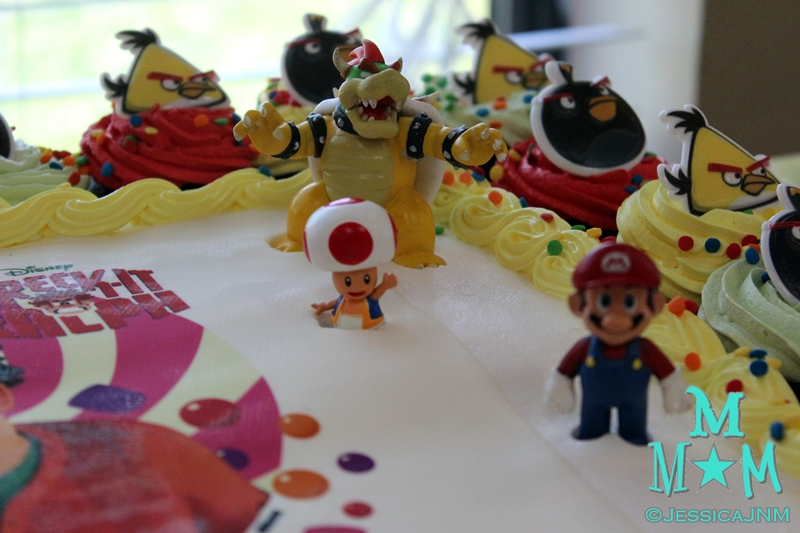 Wreck-It Ralph Party024