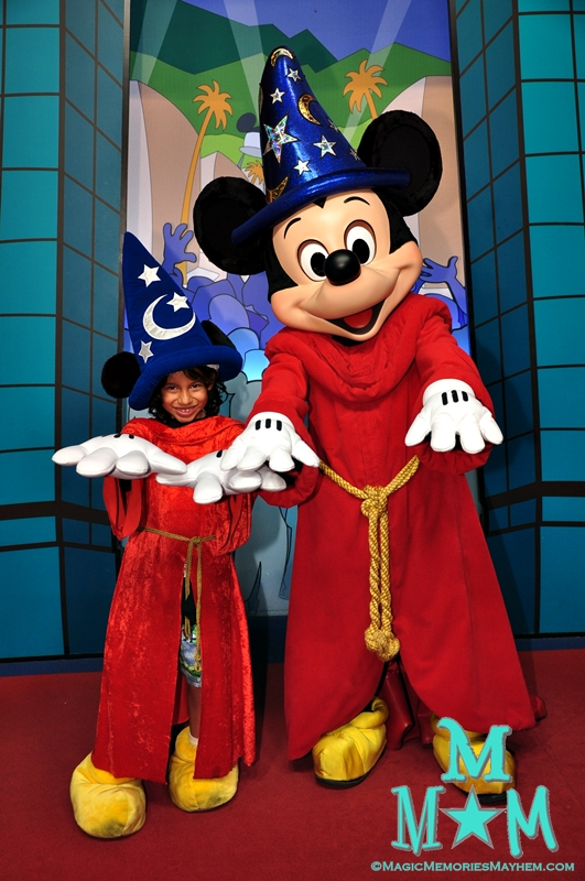 Sorcerer Mickey Costume