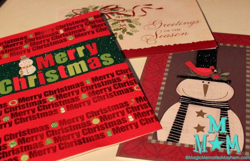 What to Do with Your Christmas Cards After Christmas