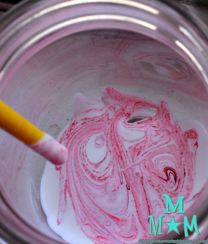 How to Color Glass with Mod Podge