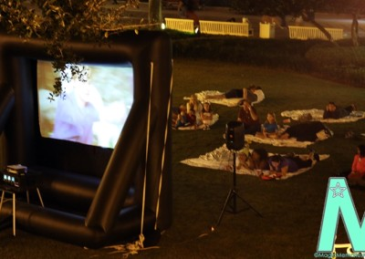 Movie Under the Stars