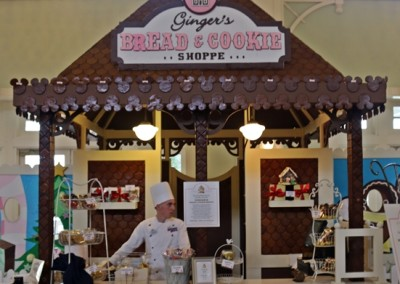Gingerbread Shop