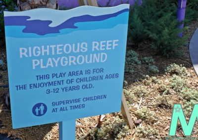 Righteous Reef Playground