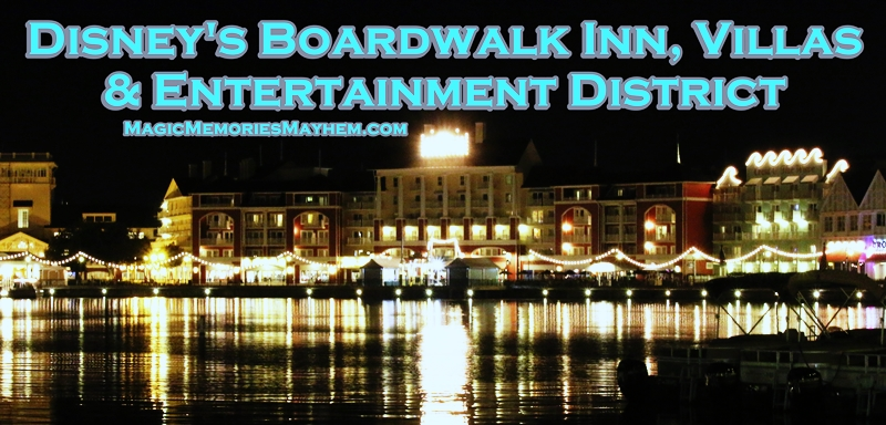 Disney's Boardwalk Inn and Villas