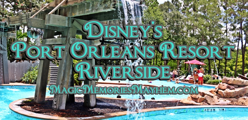 Port Orleans Resort Riverside