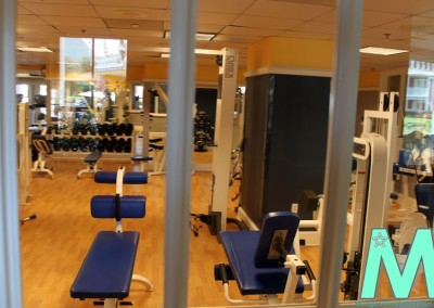 Muscles and Bustles Health Club
