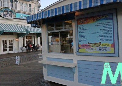 Boardwalk Dining