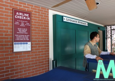 Luggage Services & Airline Check-In