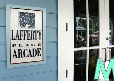 Lafferty Place Arcade