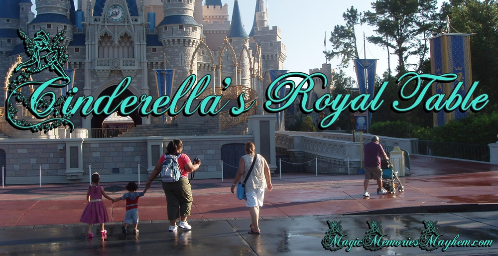 Cinderella's Royal Table