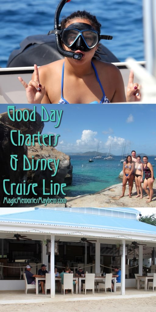 Good Day Charters Excursions and Disney Cruise Line